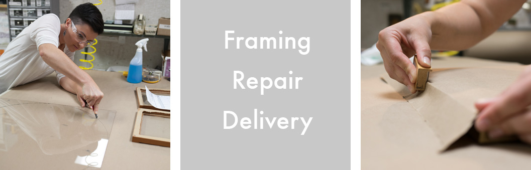 >Picture Framing Services - Custom Framing - Ready-Made Frames - In-Home Consulting - The FrameWorks